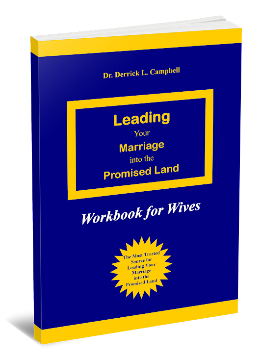 3 – Book Set: Leading Your Marriage into the Promised Land