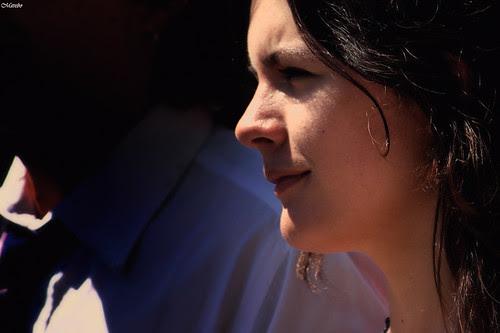 Camila Vallejo by Alejandro Bonilla