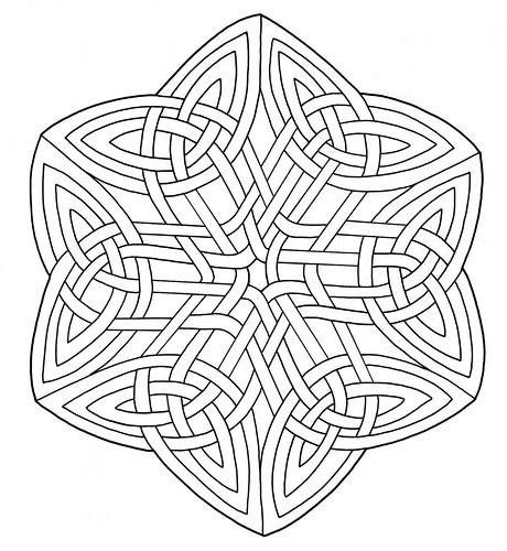 Celtic Design 045