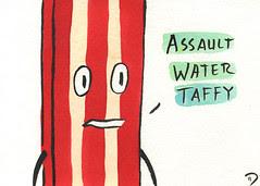 Assault Water Taffy