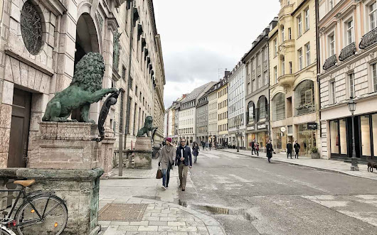 23 Mar What to See in Munich in Two Days