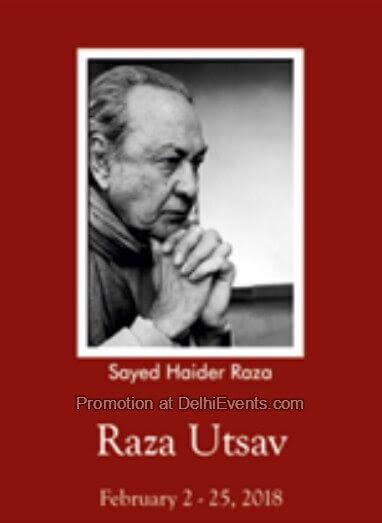 Sayed Haider Raza Utsav Creative