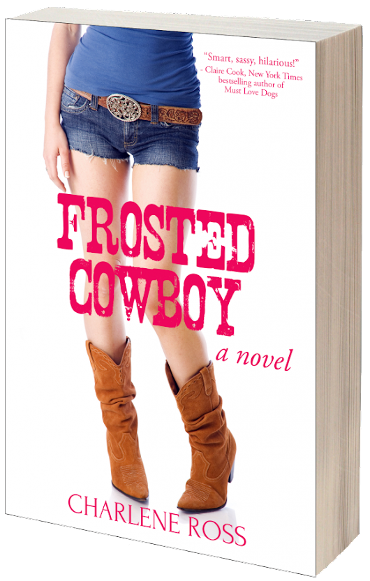 Frosted Cowboy by Charlene A. Ross: Book Review - House of Prince