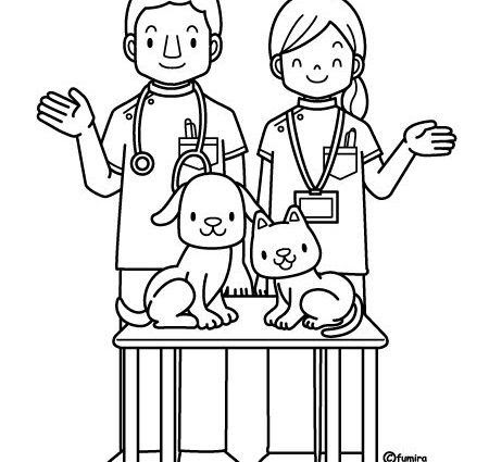 64 Barbie Vet Coloring Pages , Free HD Download