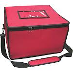 """Update International FDB-1614 Food Delivery Bag, 16""""L x 14""""W x 10""""H"""