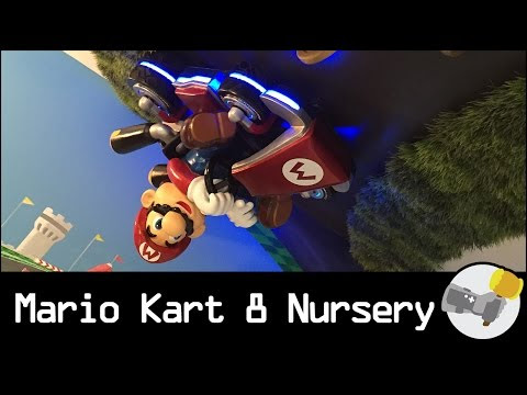 """Mario Kart """"O tributo de um Pai Apaixonado"""""""