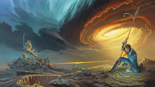 Brandon Sanderson's Cosmere universe could be the next big fantasy film series