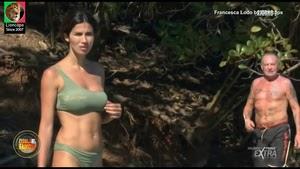 Francesca Lodo sexy in Isla Dei Famosi 2021