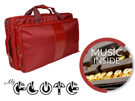 My Flute - Super-protective bag for music instruments by Valeria Minicilli — Kickstarter