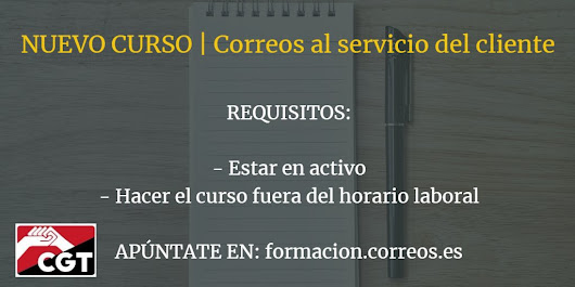 CGT CORREOS on Twitter