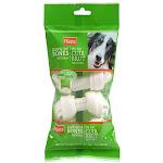 Hartz Rawhide Bones Natural, For Small Dogs - 4 Ea, 3.5 Oz