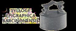 Sylloge epigraphica Barcinonensis: SEBarc