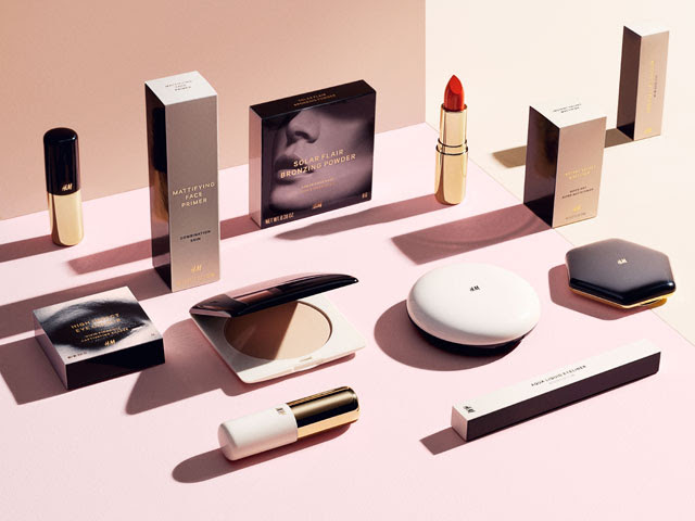 Here's your first look at H&M's lush new beauty line