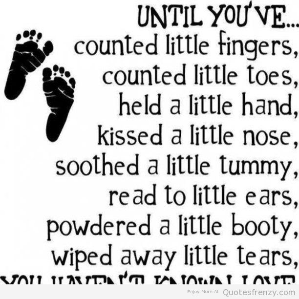 Quotes About Baby Fingers 33 Quotes