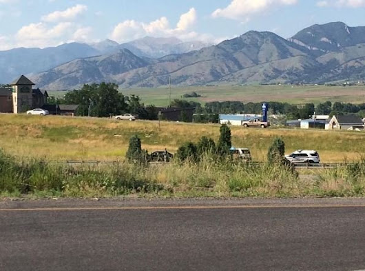 Bozeman Police respond to threat by I-90 (UPDATED)