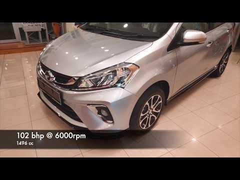 Video | Perbandingan Perodua Myvi varian H dan AV