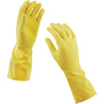 Soft Scrub 2-Pair Pack Latex Rubber Glove - 12324-26