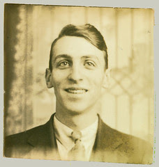 Photobooth guy with tie