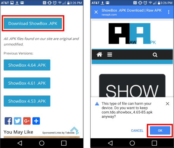 showbox 5.06 download for pc