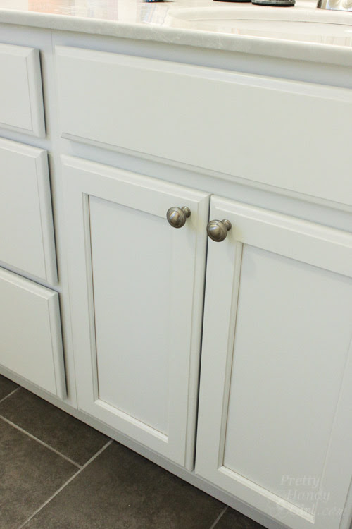 How to Install Knobs on New Cabinet Doors and Drawers ...