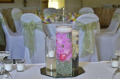 low cost wedding centerpiece ideas   Wedding Bliss Baby Kiss