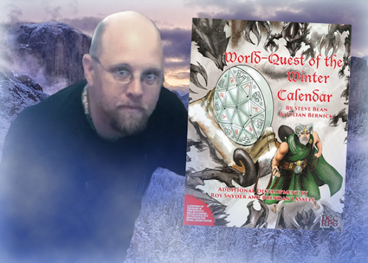 Community Publisher Profile – World-Quest of the Winter Calendar|Goodman Games