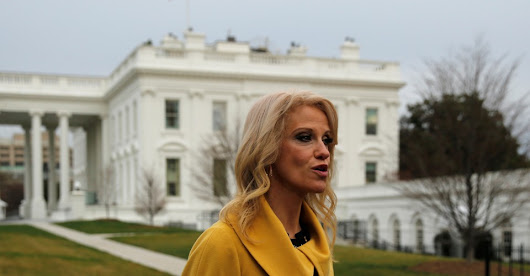 Kellyanne Conway: The Unsung Architect of Trumpism