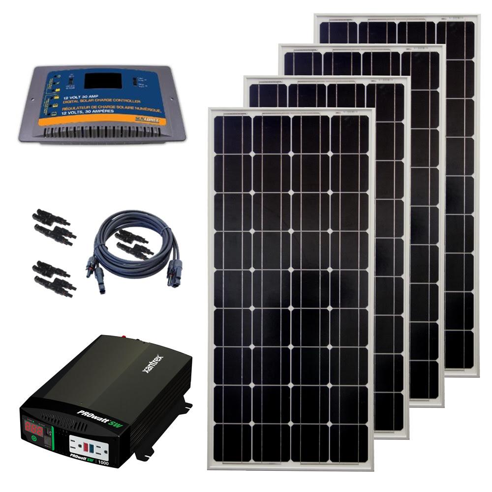 Energy Saving: Solar panel kits diy