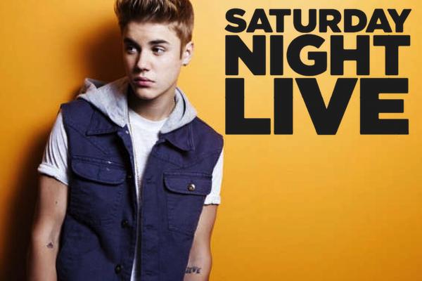 Saturday Night Live (2/13), Justin Bieber