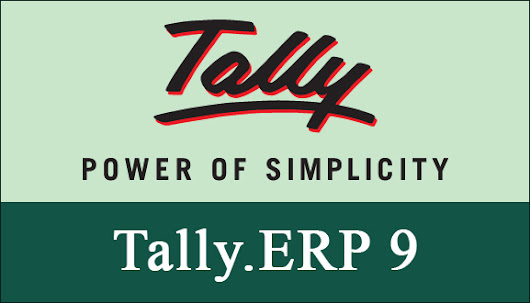 Create New Company in Tally.ERP9