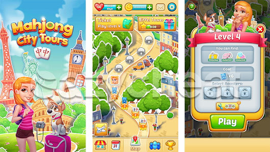 Mahjong City Tours: An Epic Journey and Quest Unlimited Gold and Hearts