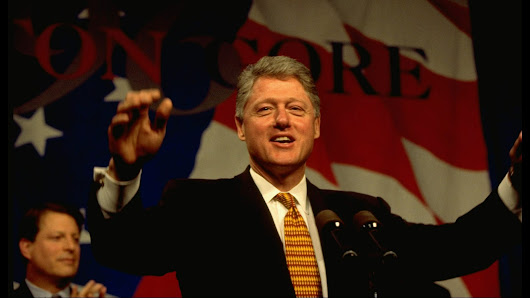 The most talked-about political mystery of 1996 involving Bill Clinton wasn't Whitewater