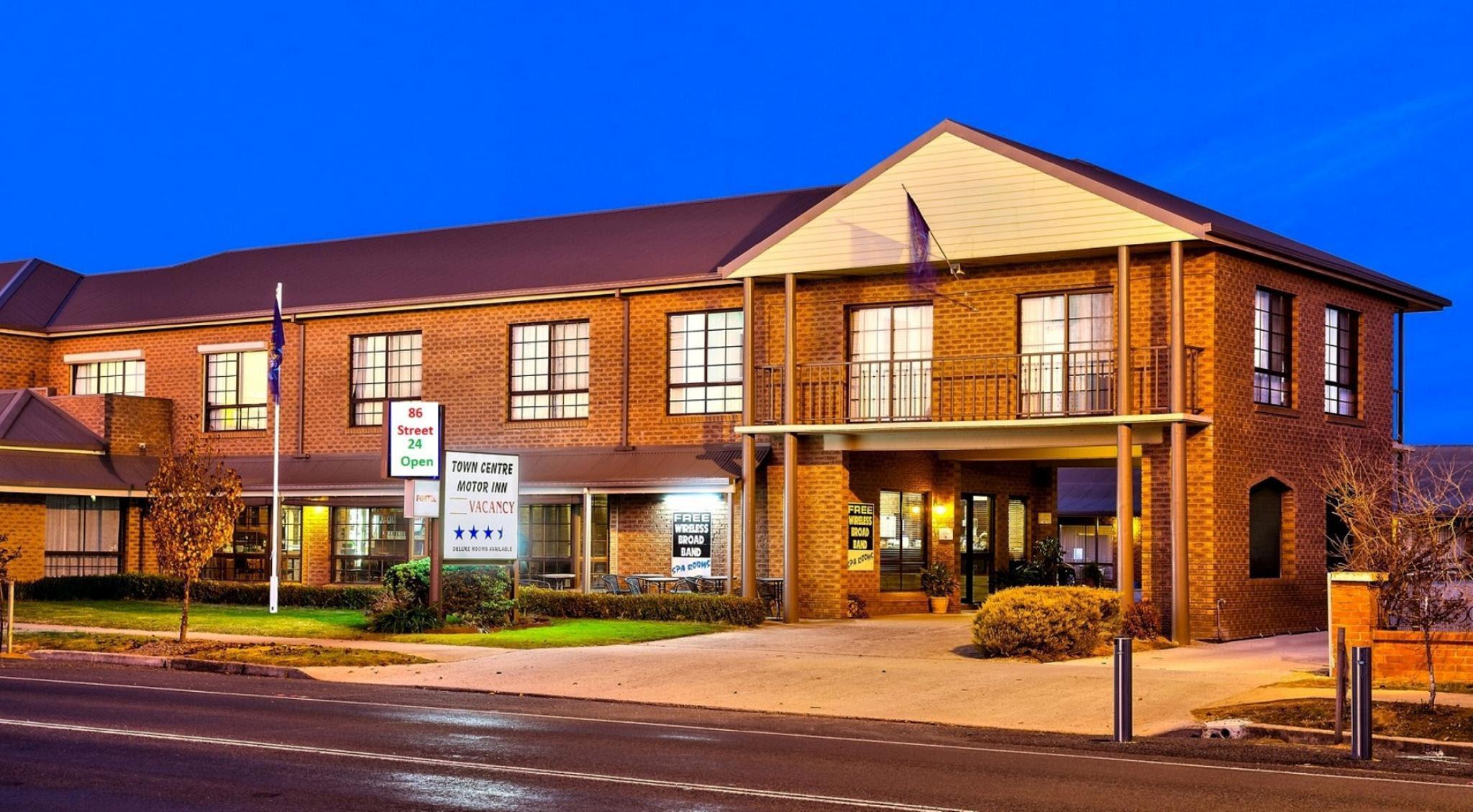 Discount Holbrook Town Centre Motor Inn