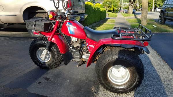 Honda Big Red 3 Wheeler For Sale - Top Honda