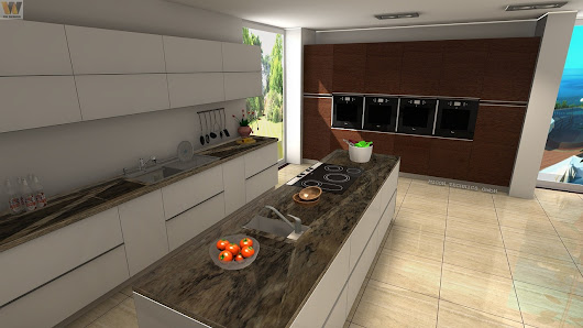 Kitchen Design - Vancouver Builders Ltd