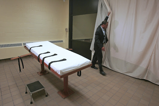 Court considers constitutionality of Ohio's lethal injection process