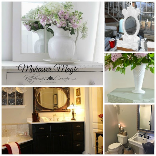 Makeover Monday Inspirations - Katherines Corner