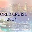 P&O and Cunard 2017 World Cruise Pre-Registration is now open
