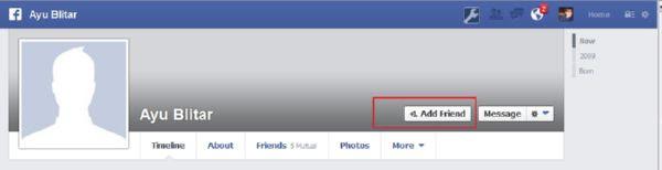 Tips Mengelola Pertemanan di Facebook