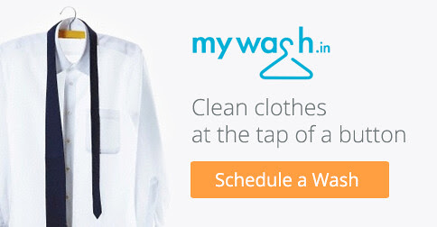 MyWash - Clean clothes at the tap of a button