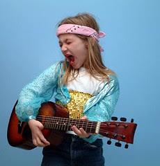 Girl Power Guitar School