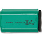 Waring CAC115 Replacement Battery Pack for WWO120