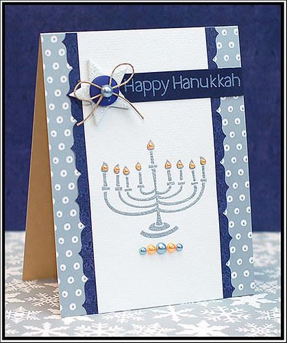 Happy Hanukkah-Lea Lawson