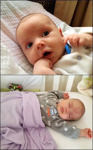 6 Months Birthday Look Mummy No Hands
