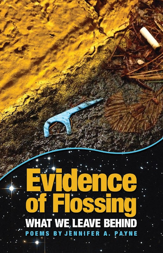 Blog Tour – Evidence of Flossing: What We Leave Behind