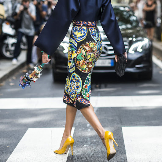 Pencil Skirts: The Marie Claire Edit