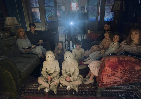 Резултат с изображение за Домът на мис Перигрин за чудати деца film