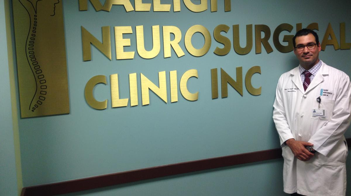 Addition of Raleigh Neurosurgical Clinic doctor bolsters ...