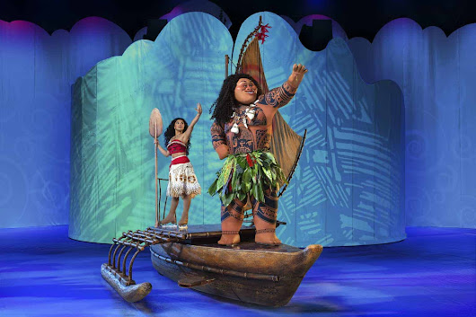 See Moana Live! and relive the magic of Disney | Boo Roo and Tigger Too