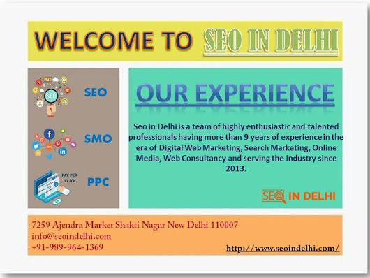 We are one of the most talked SEO marketing companies in Delhi having years of experience in the industry. As a full-serv… | Best Seo Services in Delhi | Pinte…
